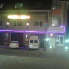 Гостиница Na Aeroportovskom Shosse Guest Houst парковка
