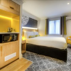 Отель Comfort Inn & Suites Kings Cross 3* Апартаменты