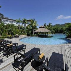 Отель Mingshen Golf & Bay Resort Sanya бассейн фото 3