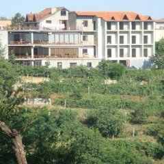 Hotel Vila Bruci балкон