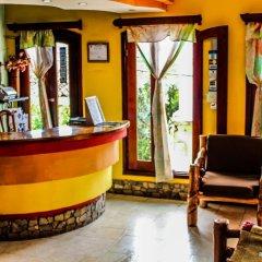 Hotel Cuna Maya Копан-Руинас интерьер отеля фото 2