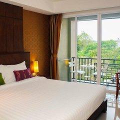 Lub Sbuy House Hotel 3* Улучшенный номер с различными типами кроватей фото 4