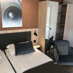 Airport Hotel Pilotti 3* Стандартный номер с различными типами кроватей фото 6