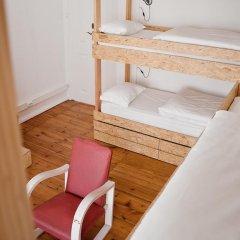 The Independente Hostel & Suites Кровать в общем номере фото 9