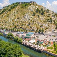 Отель Luani A Hotel Албания, Шенджин - отзывы, цены и фото номеров - забронировать отель Luani A Hotel онлайн приотельная территория фото 2