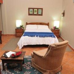 Отель Casa Xochicalco Гондурас, Тегусигальпа - отзывы, цены и фото номеров - забронировать отель Casa Xochicalco онлайн комната для гостей фото 4
