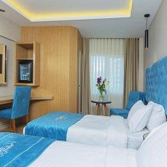 History Hotel Istanbul 2* Стандартный номер с двуспальной кроватью фото 3
