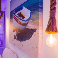 Blue Harbour Boutique Apartments in Ayia Napa, Cyprus from 92$, photos, reviews - zenhotels.com sauna