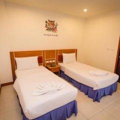 Отель Fulla Place 3* Улучшенный номер с 2 отдельными кроватями фото 4