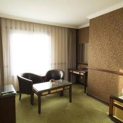 Topkapi Inter Istanbul Hotel 4* Стандартный номер с двуспальной кроватью фото 23