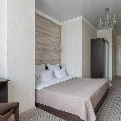 Гостиница Гермес 3* Стандартный номер с различными типами кроватей фото 3