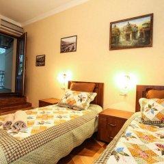Мини-Отель Heyvany Стандартный номер с 2 отдельными кроватями фото 9