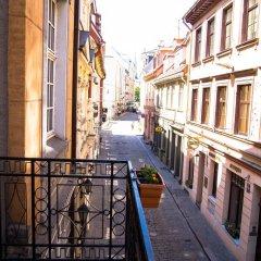 Отель Kristof Hotel Латвия, Рига - отзывы, цены и фото номеров - забронировать отель Kristof Hotel онлайн балкон