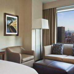 Отель Westin New York Grand Central 4* Номер категории Премиум с различными типами кроватей фото 3