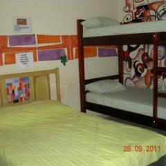 Tamarindo hostel Стандартный номер с двуспальной кроватью фото 5
