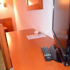Отель Cuatro Naciones 2* Стандартный номер с двуспальной кроватью фото 8