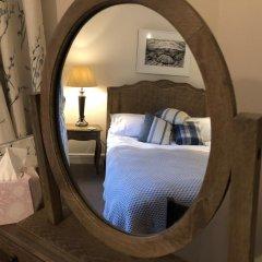 Отель The Old Hall Inn комната для гостей фото 2
