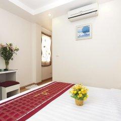 Hanoi Holiday Diamond Hotel 3* Представительский номер с различными типами кроватей фото 6