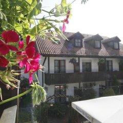 Hotel Neumayr Мюнхен балкон