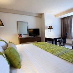 Отель Holiday Inn Puebla La Noria 3* Стандартный номер с разными типами кроватей фото 4