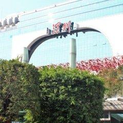 Man Shi Guang Hostel Шэньчжэнь бассейн