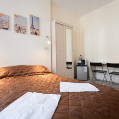 Гостиница SuperHostel на Пушкинской 14 Улучшенный номер с различными типами кроватей фото 7