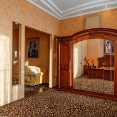 Respect Hotel 3* Люкс с различными типами кроватей фото 39