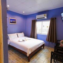 Отель At smile house 2* Улучшенный номер с двуспальной кроватью фото 9
