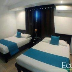 Отель Cancun Ecosuites Мексика, Канкун - отзывы, цены и фото номеров - забронировать отель Cancun Ecosuites онлайн комната для гостей фото 3