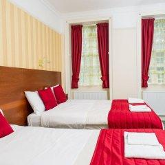 Отель Avonmore Hotel Великобритания, Лондон - 1 отзыв об отеле, цены и фото номеров - забронировать отель Avonmore Hotel онлайн комната для гостей фото 2