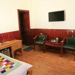 Pinocchio Sapa Hotel - Hostel Улучшенный номер с различными типами кроватей фото 2