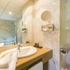 Отель & Spa Terraza Испания, Курорт Росес - 1 отзыв об отеле, цены и фото номеров - забронировать отель & Spa Terraza онлайн ванная