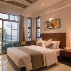 Hotel Ocean Grand at Hulhumale 4* Стандартный номер с различными типами кроватей фото 5