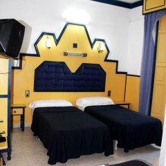 Отель Pension Nuevo Pino Стандартный номер с различными типами кроватей фото 2