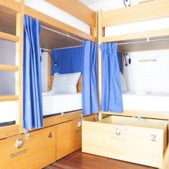 Yes! Porto Hostel Кровать в общем номере фото 2
