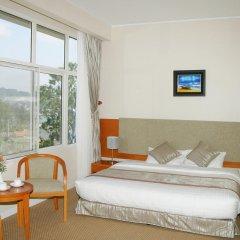 Отель Muong Thanh Da Lat 3* Номер Делюкс с различными типами кроватей фото 2