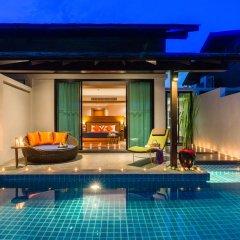 Отель Baywater Resort Samui 4* Номер Делюкс с различными типами кроватей фото 14