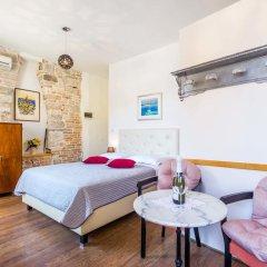Апартаменты Captain's Apartments Улучшенная студия с различными типами кроватей фото 5