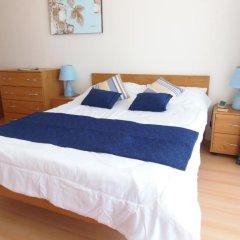 Апартаменты Sea View Apartment in New Line Village Свети Влас комната для гостей фото 3