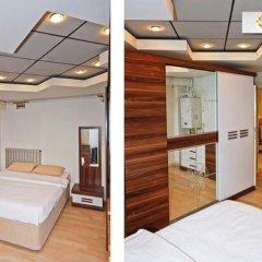 Отель Maya Aparts Апартаменты с различными типами кроватей фото 6