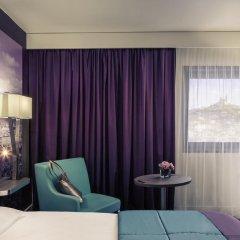 Отель Mercure Marseille Centre Vieux Port 4* Стандартный номер с различными типами кроватей фото 3