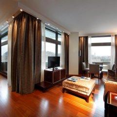 Отель Eurostars Grand Marina 5* Президентский люкс с различными типами кроватей фото 6