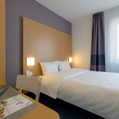B & B Hotel Prague City комната для гостей