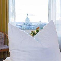 Отель am Terrassenufer Германия, Дрезден - отзывы, цены и фото номеров - забронировать отель am Terrassenufer онлайн комната для гостей