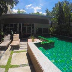 Отель Benjamas Place бассейн фото 3