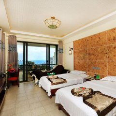 Отель Palm Beach Resort&Spa Sanya комната для гостей фото 5
