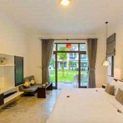 Отель Phu Thinh Boutique Resort & Spa 4* Полулюкс с различными типами кроватей фото 4