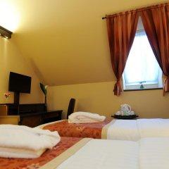 Residence Baron Hotel 4* Улучшенный номер с различными типами кроватей фото 5