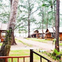 Отель Eco Lanta Hideaway Beach Resort 3* Бунгало фото 6