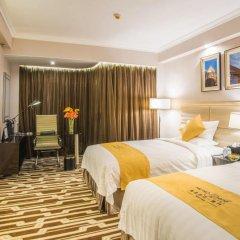 Metropark Hotel Macau 3* Номер Делюкс с различными типами кроватей фото 5